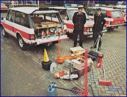 Range Rover 1975 Stihl