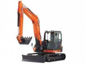 Kubota KX080-4 nieuw