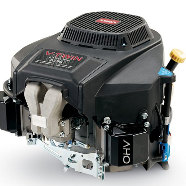 De Toro ZX-serie motor is uitgerust met een dubbele carburateur, snelaftapslang voor olie, choke-uitschakelinrichting zuigmodus en zelfreinigend luchtfiltersysteem. Maximaal vermogen, slim onderhoud